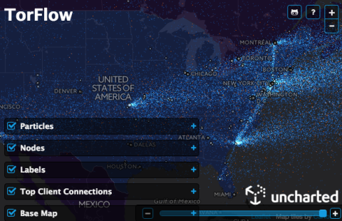 Real Time Internet Traffic Map.Gotchosen